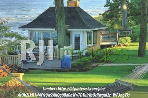 Contoh lingkungan rumah yang cocok diterapkan untuk pensiunan