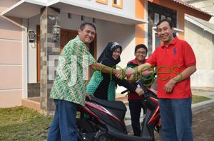 Launching Villa Green Madani Balecatur
