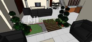 Taman Kering Dalam Rumah
