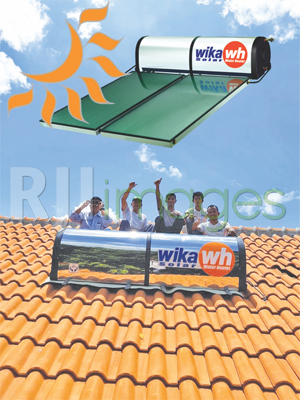 WIKA Water Heater