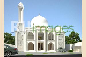 Fasad Masjid