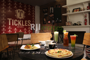 Tickles Cafe and Resto