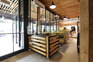 Kuliner Semarang Nest'co The Bistro