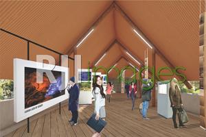 Inspirasi Design Selasar Saujana Geopark Banyuwangi#5