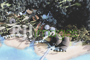 Redesain Fasilitas Penunjang Kepariwisataan di Kawasan Taman Nasional Komodo#1