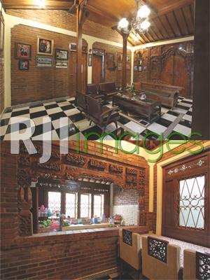 Padu Padan Arsitektur Klasik Jawa Eksplorasi Dian Angestoni