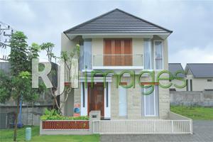 Rumah Contoh tipe Grimsby 141 CitraGrand Semarang