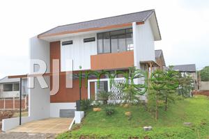 Rumah contoh tipe Akasa 130 Bukit Semarang Baru City