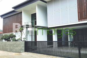 Rumah setelah pengembangan