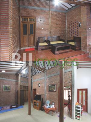 Ruang Rumah Arsitektur Jawa