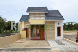 Villa Green Madani Balecatur tipe 45
