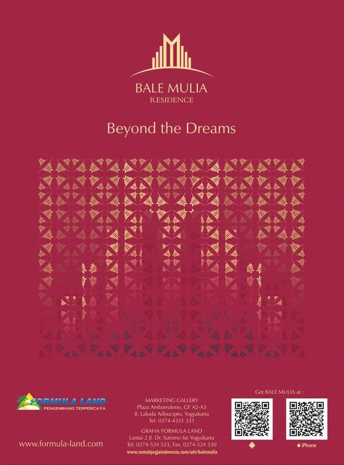 Banner Majalah Bale Mulia Residence