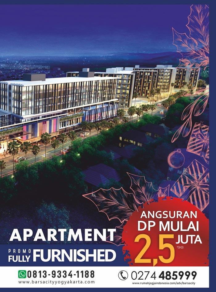 Banner Majalah Barsa City Yogyakaerta