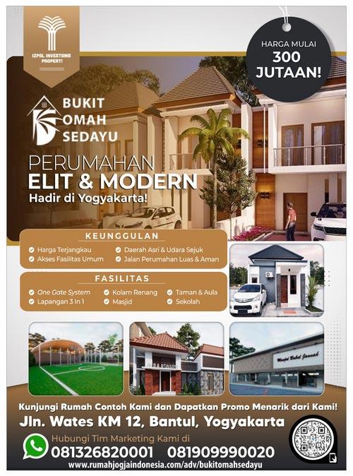 Banner Majalah Bukit Omah Sedayu