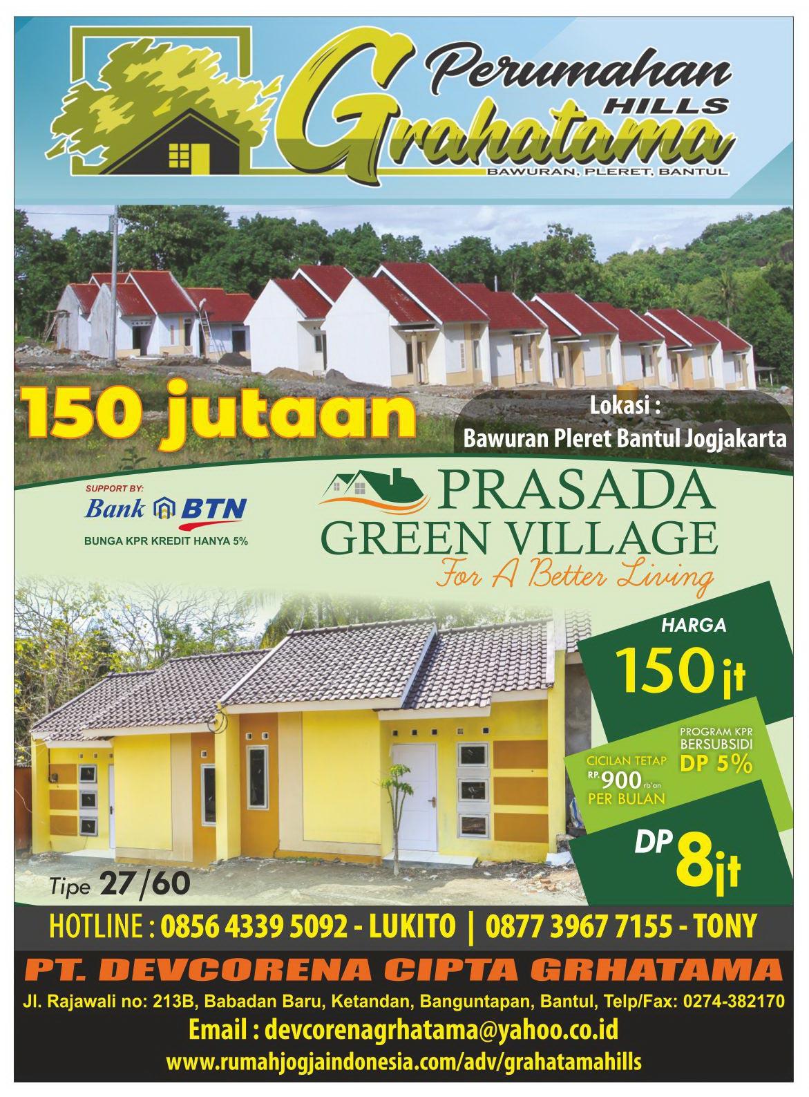 Banner Majalah Grahatama Hills