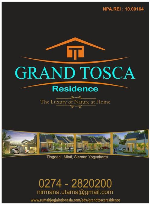 Banner Majalah Grand Tosca Residence