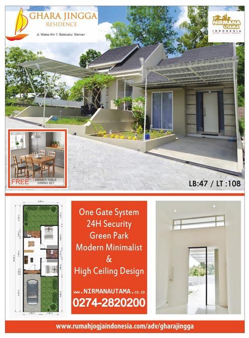 Banner Majalah Jingga Residence