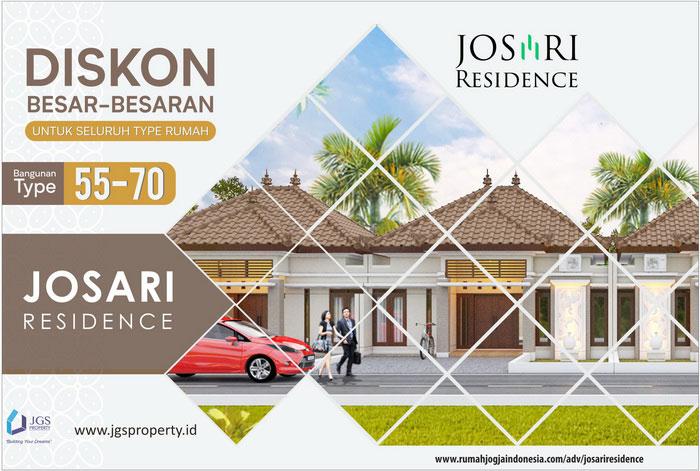 Banner Majalah Josari Residence