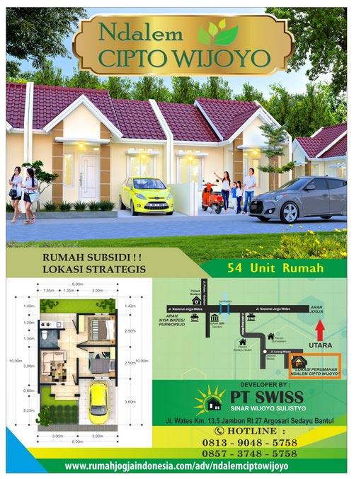 Banner Majalah Ndalem Cipto Wijoyo