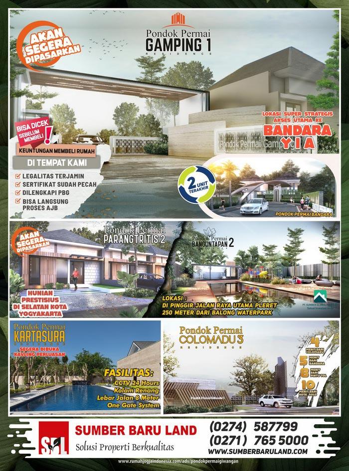 Banner Majalah Pondok Giwangan Residence