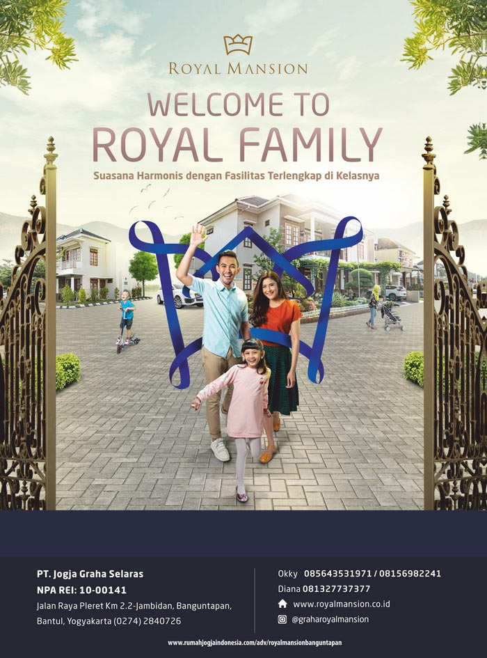 Banner Majalah Royal Mansion