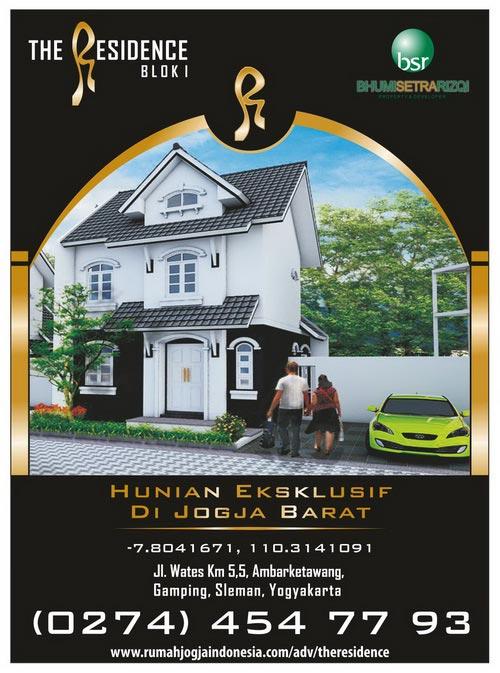 Banner Majalah The Residence Yogyakarta