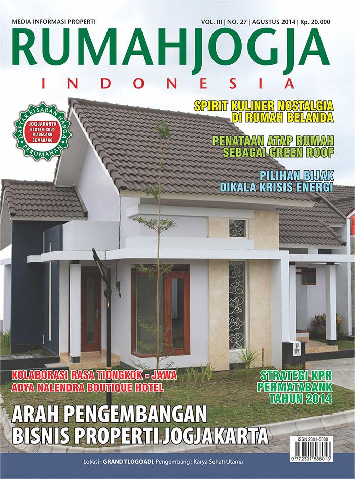 Majalah RUMAHJOGJA INDONESIA edisi 27