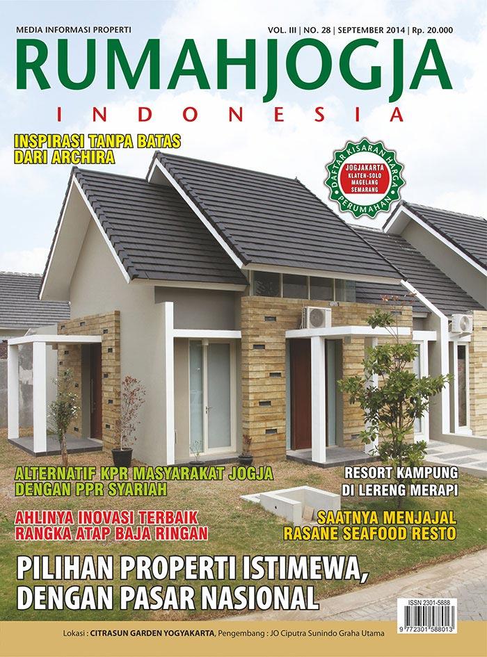 Majalah RUMAHJOGJA INDONESIA edisi 28