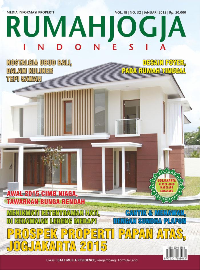 Majalah RUMAHJOGJA INDONESIA edisi 32
