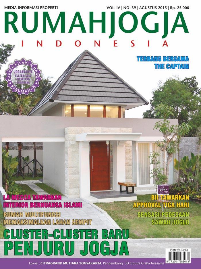 Majalah RUMAHJOGJA INDONESIA edisi 39