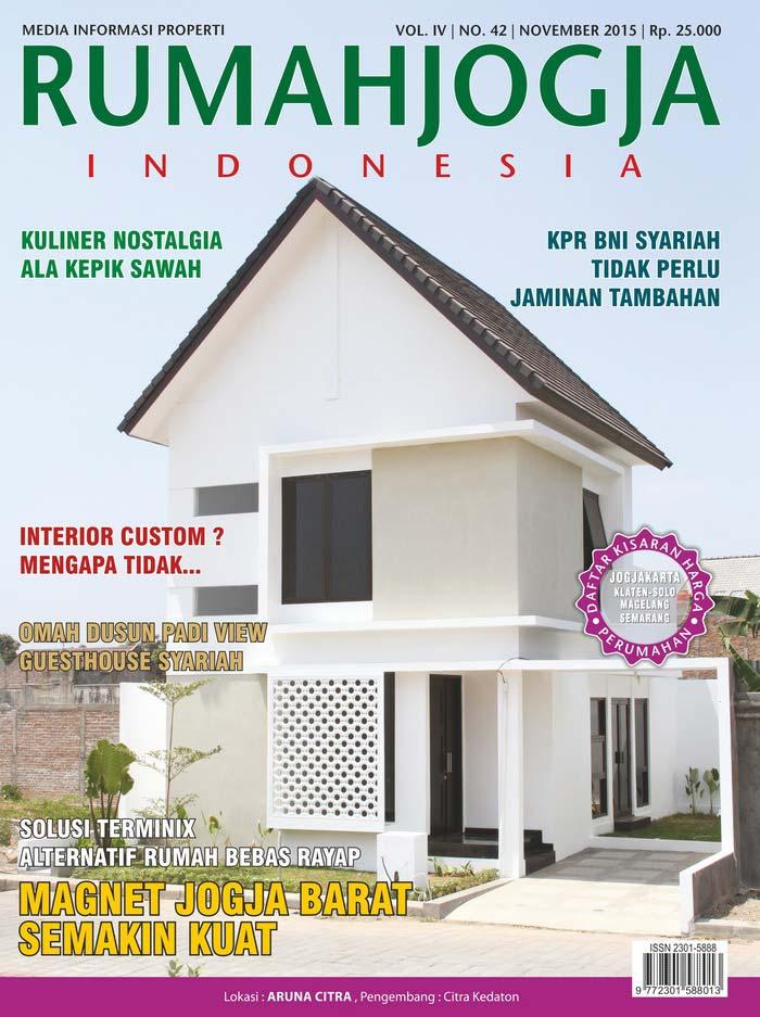 Majalah RUMAHJOGJA INDONESIA edisi 42