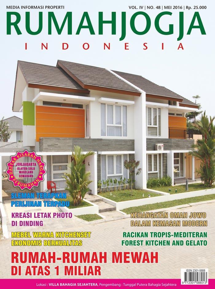 Majalah RUMAHJOGJA INDONESIA edisi 48
