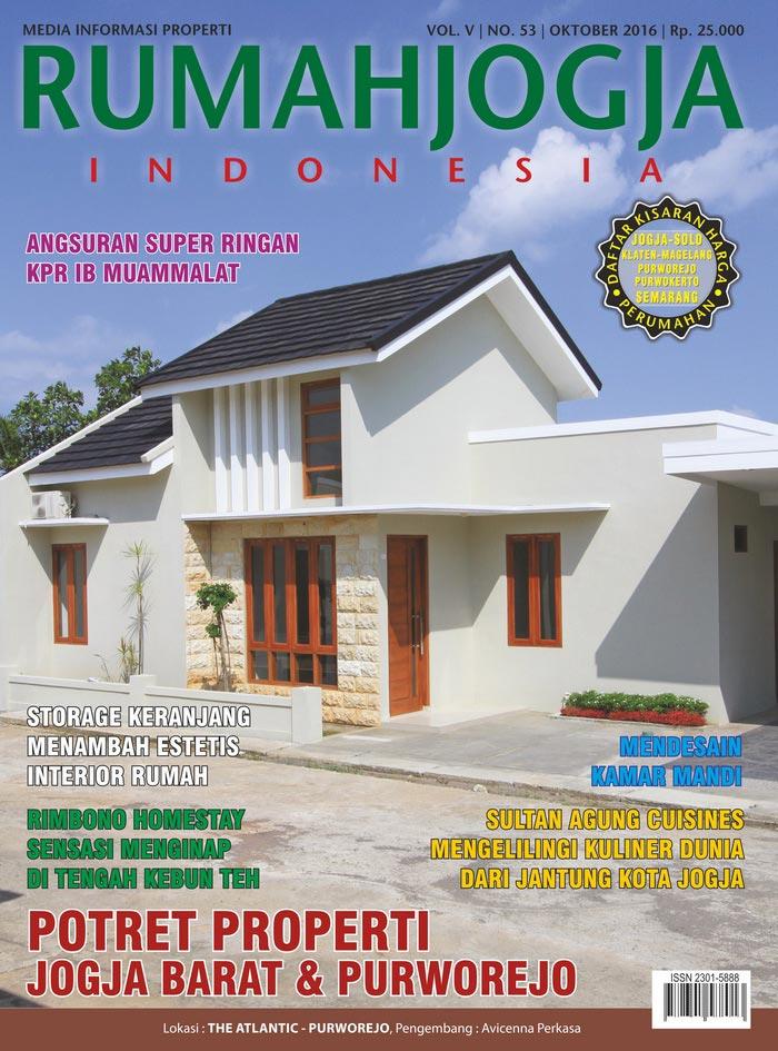 Majalah RUMAHJOGJA INDONESIA edisi 53