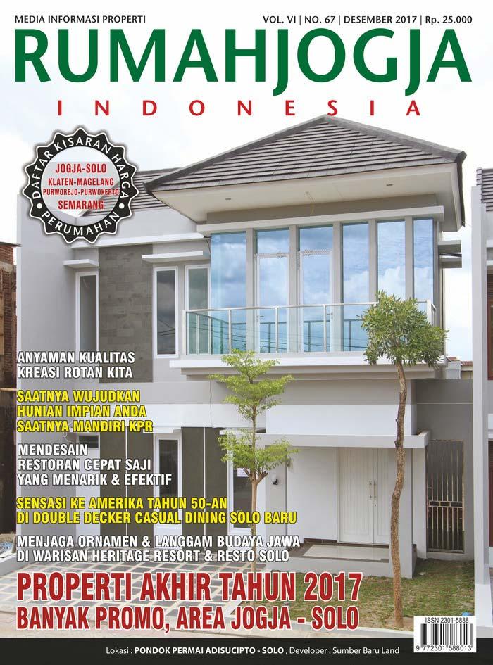 Majalah RUMAHJOGJA INDONESIA edisi 67