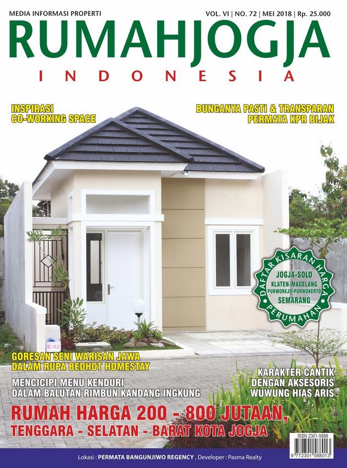 Majalah RUMAHJOGJA INDONESIA edisi 72