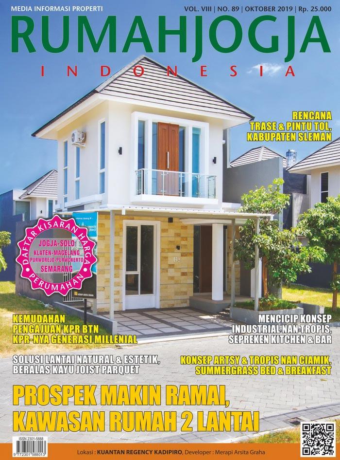 Majalah RUMAHJOGJA INDONESIA edisi 98