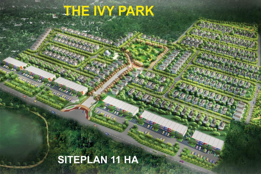 Site Plan Perumahan Citra Land Bsb City Rumahjogja Indonesia