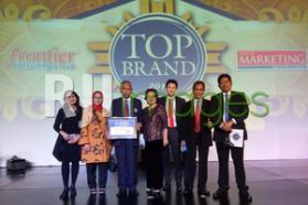 WIKA Raih Top Brand 2016
