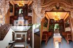 Rumah Tatahan Ukir & Gaya Minimalis