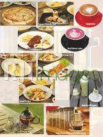 Aneka menu Peridot Coffee & Tea