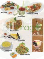 Aneka menu makanan dan minuman Sultan Agung Cuisines