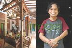 Aplikasi Joglo sebagai ruang tengah sebuah rumah dan Suwantara (Pimpinan)