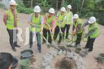 Ground Breaking Jogja Landmark