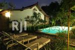 Villa Bougenville dan Pondok Ijo