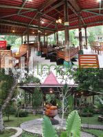 Joglo di Sri Manganti Restoran Graharu Boutique Hotel & Spa Borobudur