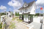 Konsep kawasan The Residence Blok i yang mengadaptasi gaya Indische