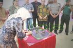 Launching & Peletakan Batu Pertama Perumahan Nawa Village Bangunjiwo#4