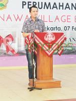 Launching & Peletakan Batu Pertama Perumahan Nawa Village Bangunjiwo#5
