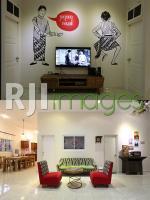 Lobby dan ruang tamu