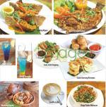 Menu makanan dan minuman Bilik Kayu Heritage Resto